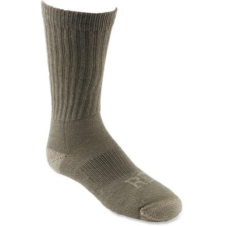 REI Merino Wool Light Hiker Crew Sock