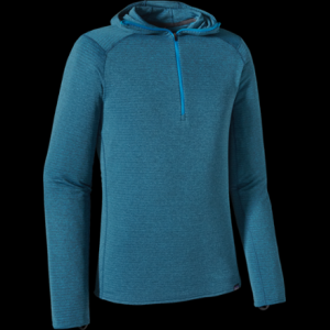 photo: Patagonia Capilene Thermal Weight Zip-Neck Hoody base layer top