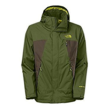 photo: The North Face Mountain Light Jacket waterproof jacket