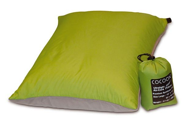 photo: Cocoon Air-Core Ultralight pillow
