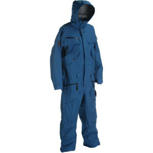 photo: Salomon Conspiracy One Piece hard shell suit