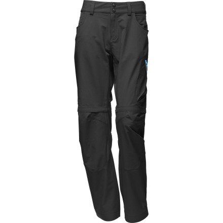 photo: Norrona Women's Bitihorn Flex1 Zip-Off Pant hiking pant