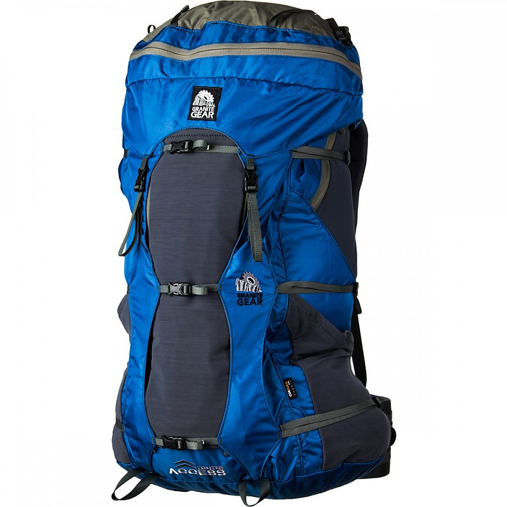 photo: Granite Gear Nimbus Trace Access 70 expedition pack (70l+)