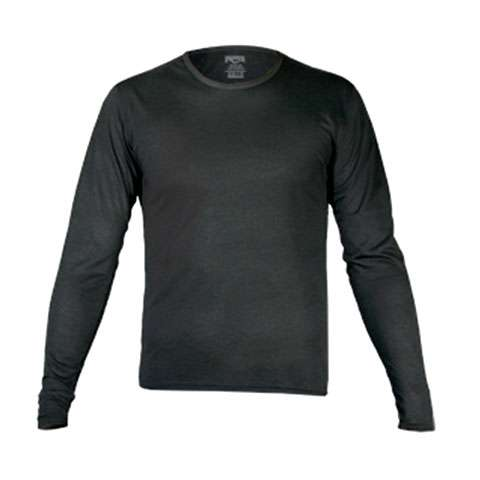 photo: Hot Chillys Kids' Pepper Skins Crew base layer top