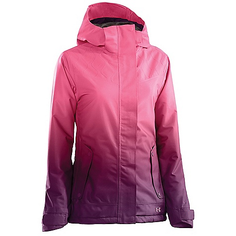 photo: Under Armour Women's ColdGear Infrared Fader Jacket synthetic insulated jacket