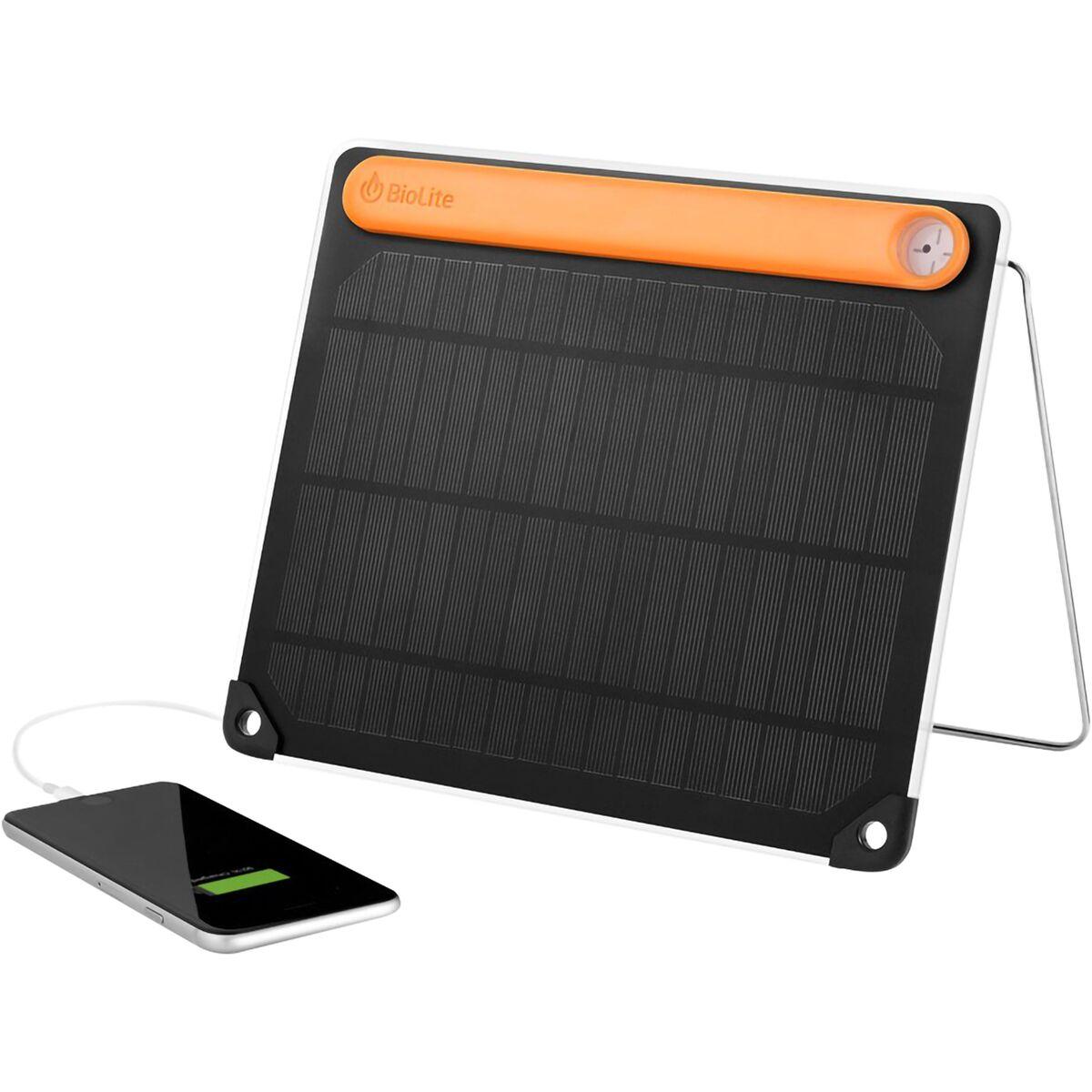 photo: BioLite SolarPanel 5+ solar panel