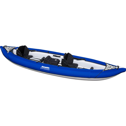 photo: Aquaglide Chinook XP Tandem XL inflatable kayak