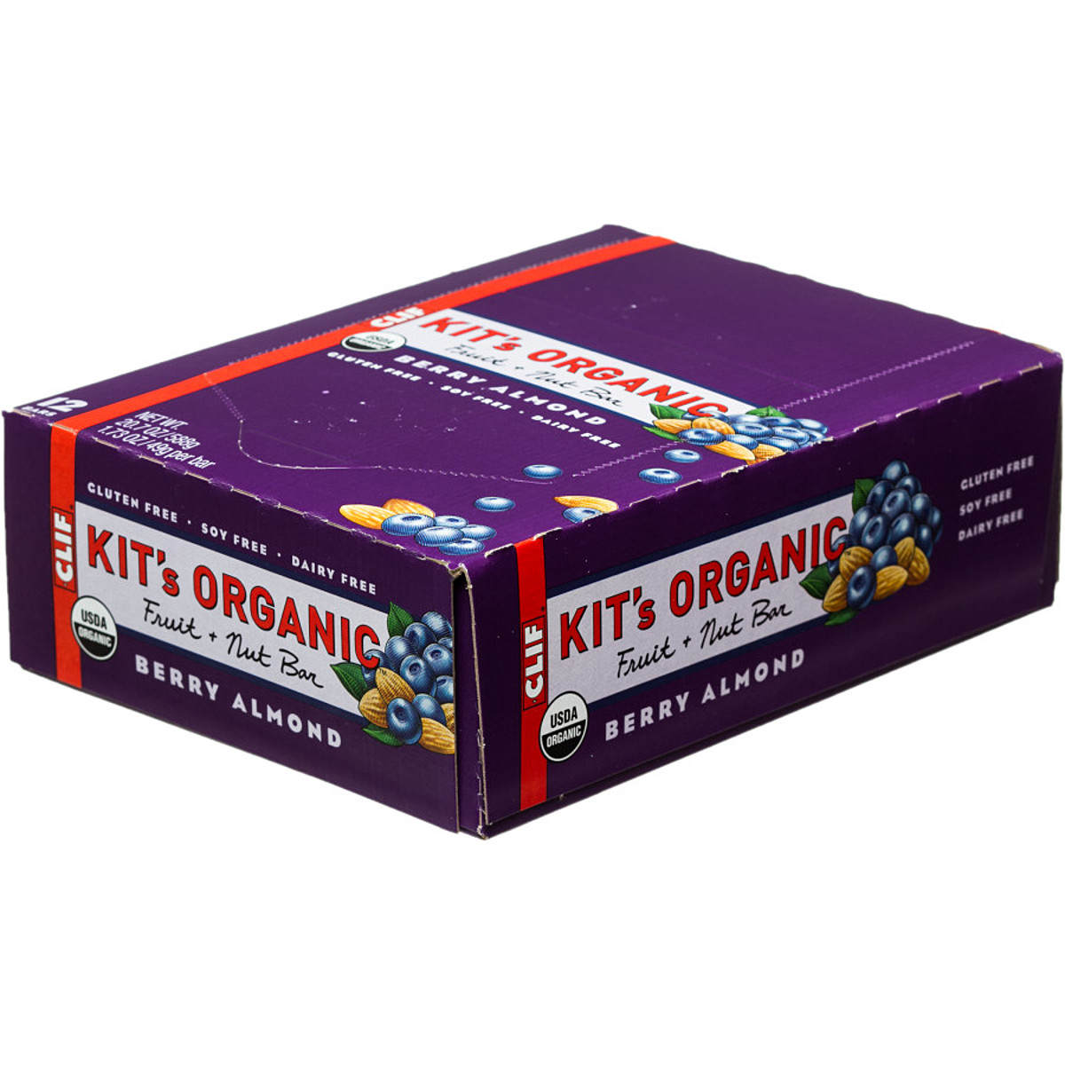 Clif Kit's Organic Fruit & Nut