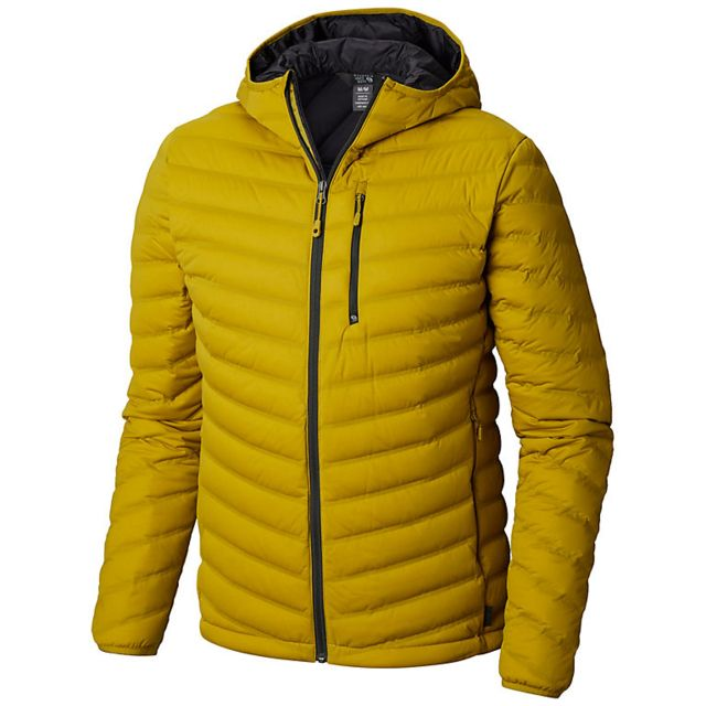 photo: Mountain Hardwear StretchDown DS Hooded Jacket down insulated jacket