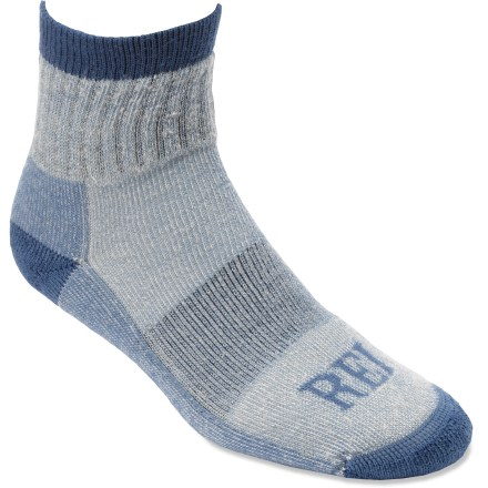 REI Merino Wool Mini Crew Light Hiking Sock