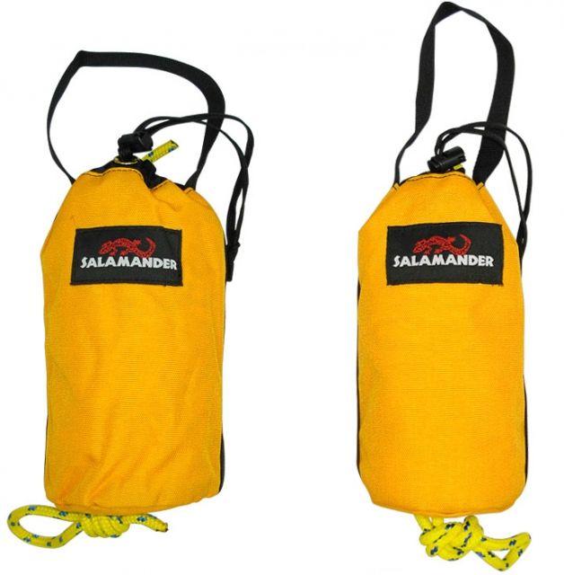 photo: Salamander Safety Throw Bag throw bag/rope