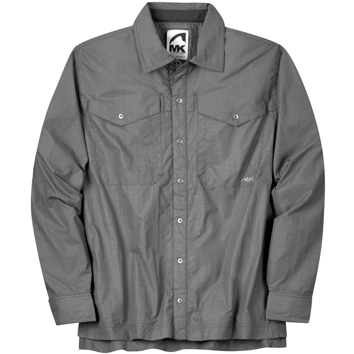 photo: Mountain Khakis Granite Creek Windshirt wind shirt