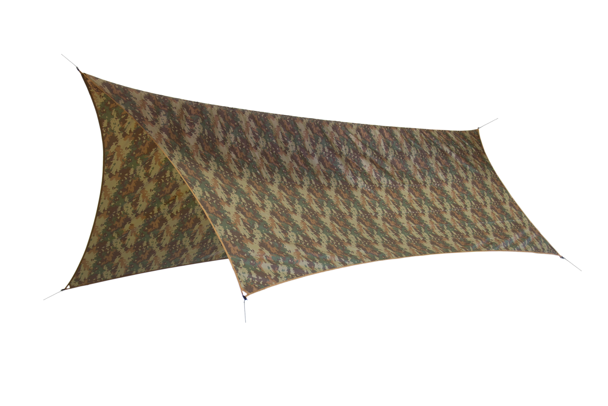 photo: Eagles Nest Outfitters Camo ProFly Rain Tarp tarp/shelter