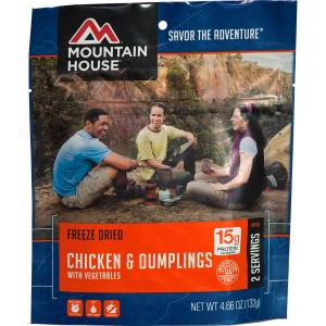 Mountain House Chicken and Dumplings