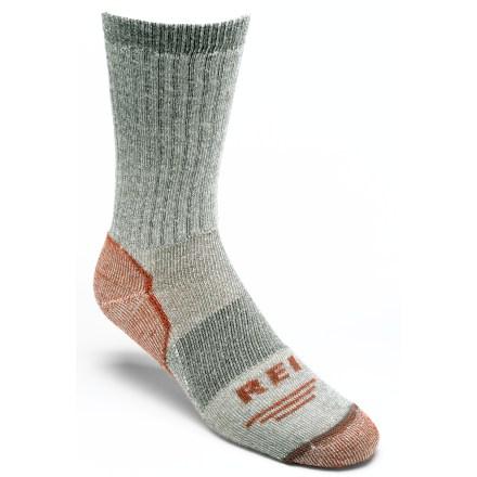REI Organic Merino Wool Light Hiker II Sock