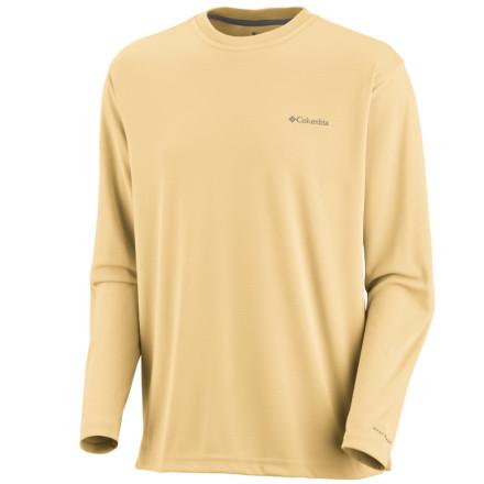 Columbia Ultimate Tech Long Sleeve Crew Shirt