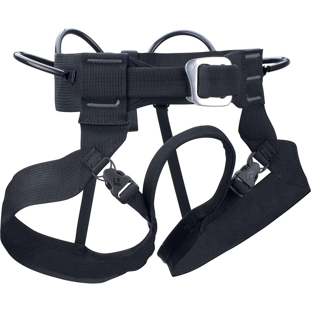 photo: Black Diamond Alpine Bod sit harness