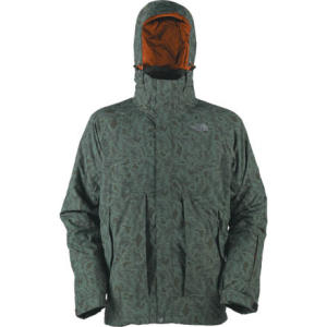 The North Face Centipede Camo Jacket