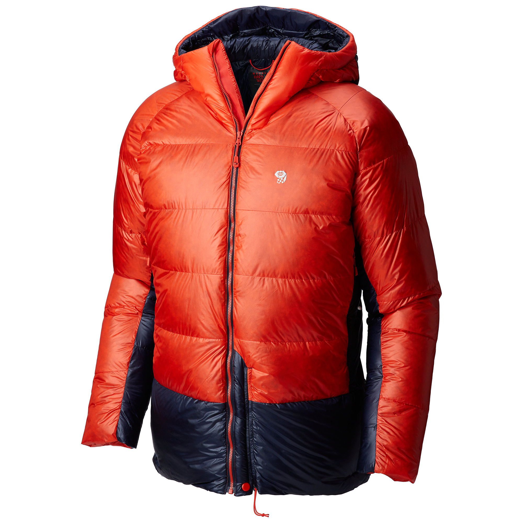 photo: Mountain Hardwear Phantom Hooded Jacket down insulated jacket