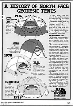 North_Star_1979_catalog_History_NF_Geode  sc 1 st  Trailspace & The North Face North Star Reviews - Trailspace.com