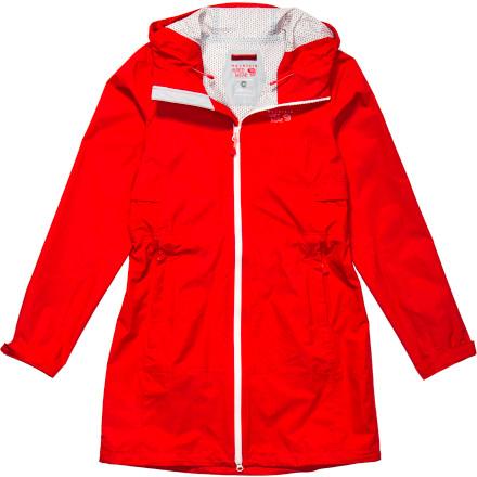 Mountain Hardwear Plasmic Trench Jacket