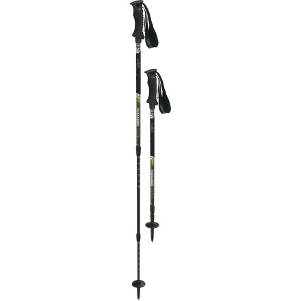 photo: Komperdell Men's C3 Airshock antishock trekking pole