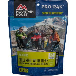 photo of a Mountain House food/drink