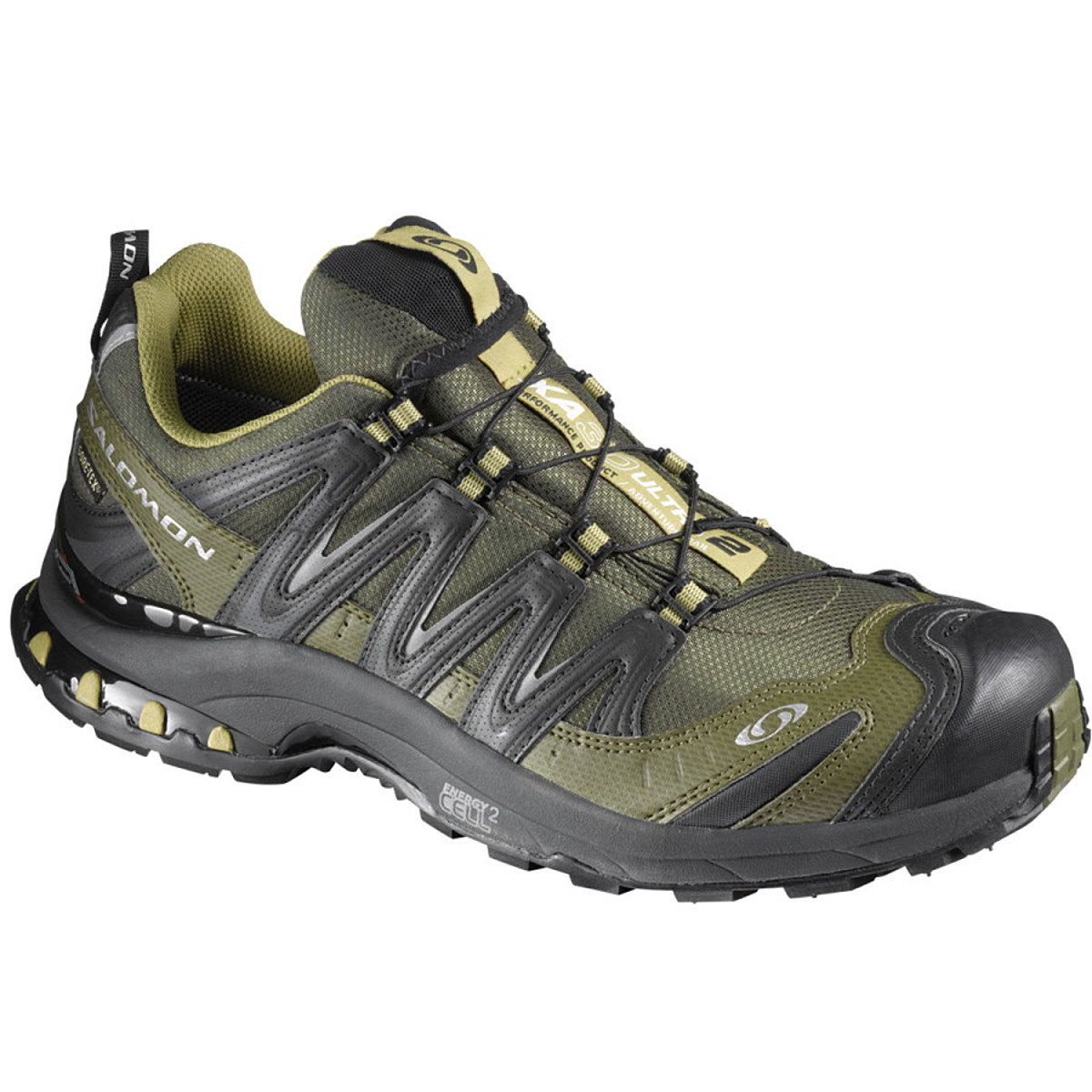 photo: Salomon Men's XA Pro 3D Ultra 2 GTX trail running shoe