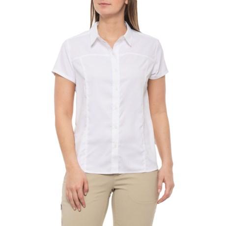 White Sierra Gobi Desert Shirt