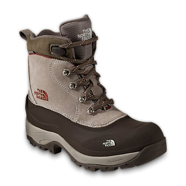 photo: The North Face Women's Chilkat winter boot