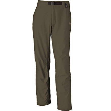 photo: Mountain Hardwear Canyon Pant hiking pant
