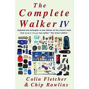 photo: Random House The Complete Walker IV camping/hiking/backpacking book