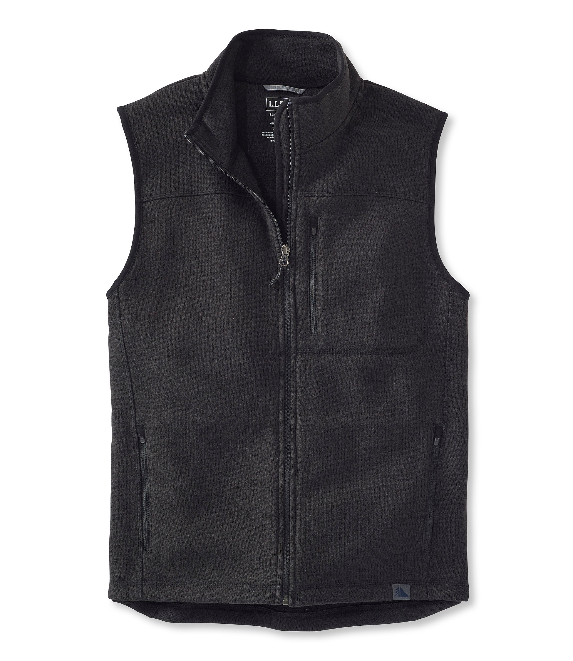 photo: L.L.Bean Sweater Fleece Vest fleece vest