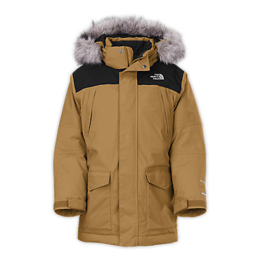 photo: The North Face Boys' Artigas Parka down insulated jacket