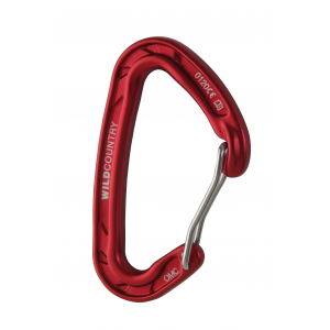 photo: Wild Country Astro non-locking carabiner