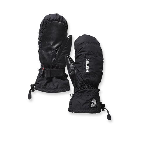 photo: Hestra CZone Powder Mitt insulated glove/mitten