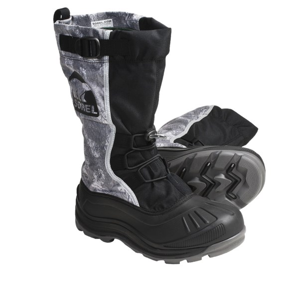 photo: Sorel Alpha Pac winter boot