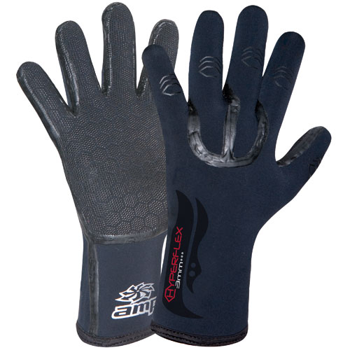 HyperFlex Amp Series 3 mm Glove