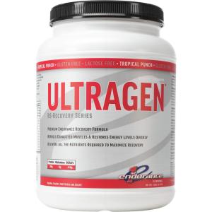 photo: First Endurance EFS Ultragen Recovery Series drink