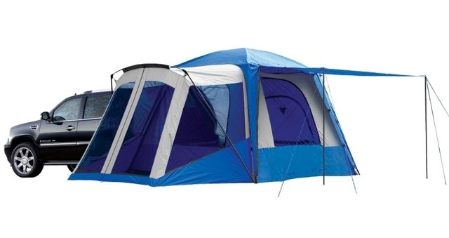 photo: Napier Sportz SUV Tent roof-top tent