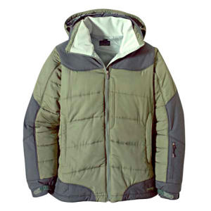 photo: Patagonia Puff Rider Jacket synthetic insulated jacket