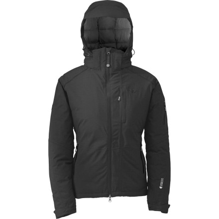 photo: Outdoor Research Women's StormBound Jacket down insulated jacket