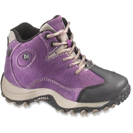 photo: Merrell Chameleon Spin Waterproof hiking boot