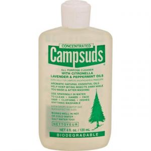 photo: Sierra Dawn Campsuds soap/cleanser