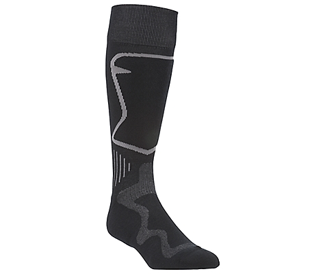 photo: Columbia Men's Winter Ski II Sock snowsport sock