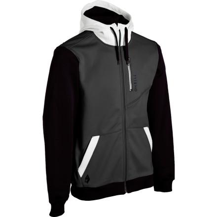 photo: O'Neill District Hydro Full-Zip Hoody fleece jacket