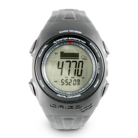 photo of a Origo compass watch