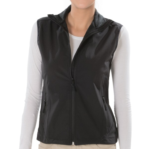 photo: Hi-Tec Misty Mountain Vest soft shell vest