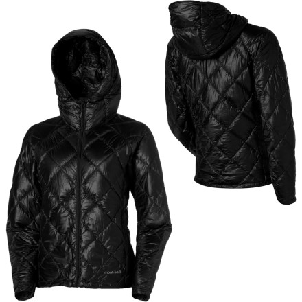 photo: MontBell Women's U.L. Down Inner Parka down insulated jacket