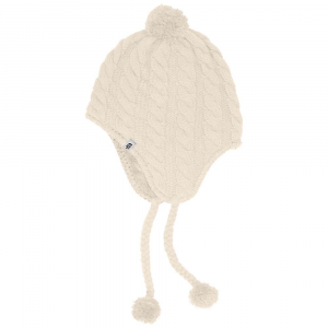 photo: The North Face Women's Fuzzy Earflap Beanie winter hat